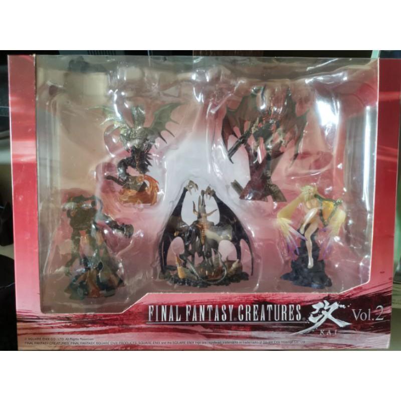 final fantasy creatures 改 二代