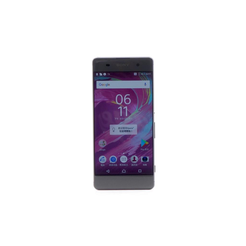 【曼尼3C】Sony Xperia XA F3115 黑 16G 二手 5吋 手機 #26668