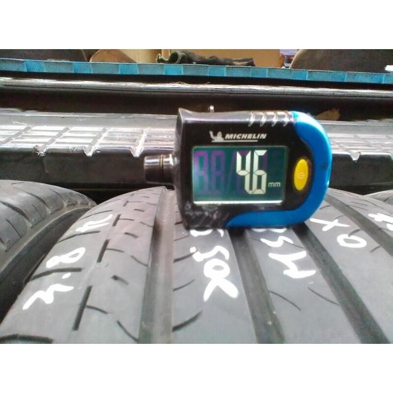 高雄中古輪胎 2017年 胎深4.6mm 205/55/16 瑪吉斯 MS 800 有3條 一條700