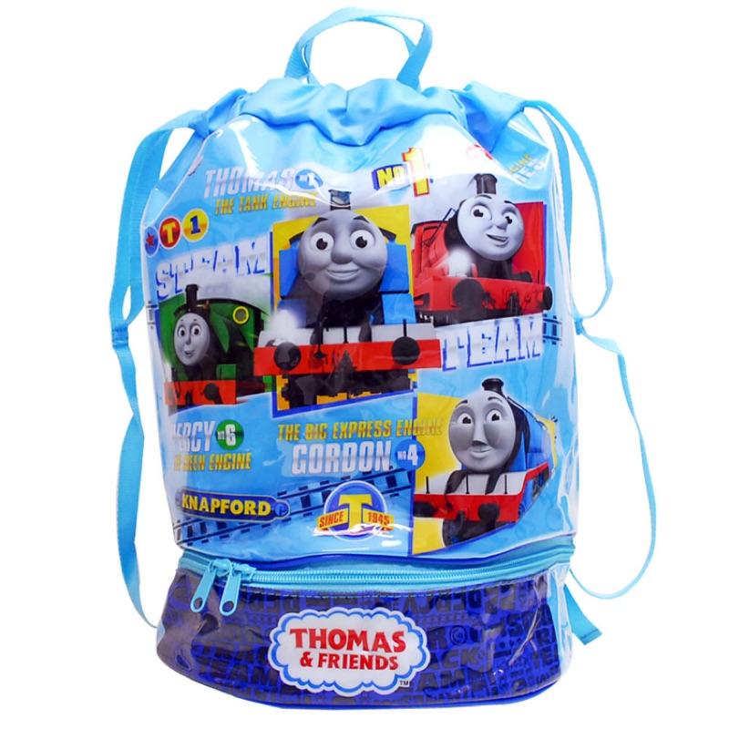日本THOMAS湯瑪士小火車2018年新款 兒童海灘包/後背包(日本直送,正版商品)