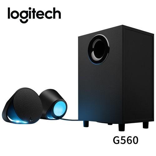 Logitech 羅技 G560 LIGHTSYNC PC RGB 電競 遊戲音箱 遊戲喇叭