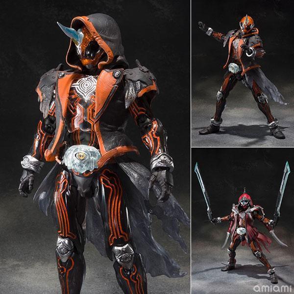 御奇窩~ 特價代理版 S.I.C 平成假面騎士造型士系列 假面騎士 GHOST 武藏魂