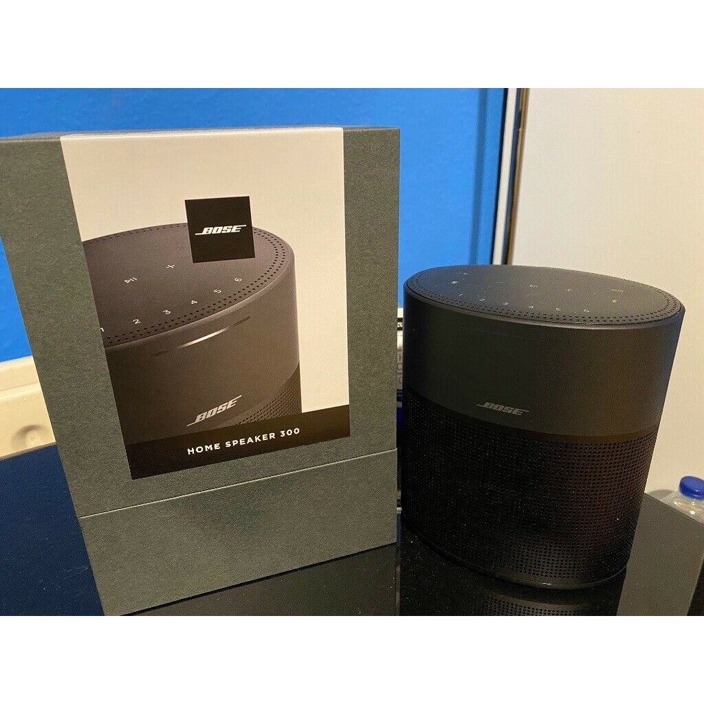 現貨 Bose Home speaker 300 揚聲器 藍芽喇叭 智慧家庭 全新盒裝 一年保固 台北市當日到貨