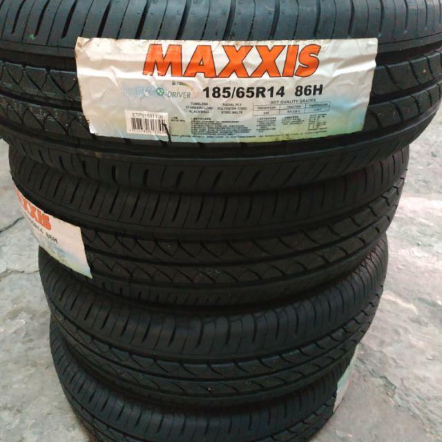 瑪吉斯 MAXXIS 185-65-14  i-eco