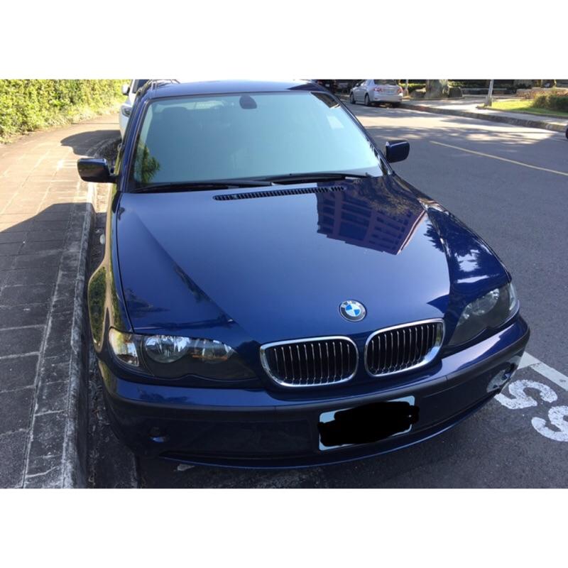 汎德2003年BMW E46 318i 2.0(4缸)里程13萬5千緩慢增加