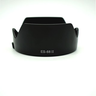 台南天天出貨,FOR Canon副廠 ES-68 II 蓮花遮光罩,50mm f1.8 STM,49口徑同原廠反扣 臺南市