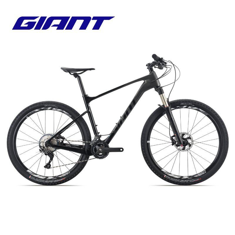 GIANT捷安特XTC Advanced 3 單避震22速碳纖維XC越野山地自行車