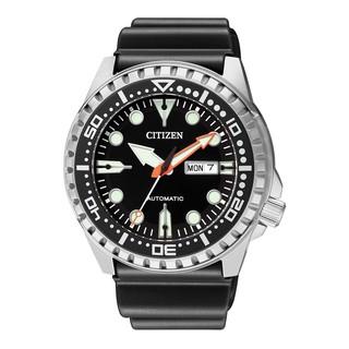 CITIZEN 星辰深海悍將機械潛水錶(NH8380-15E)-黑  台灣總代理公司貨 保固一年 臺南市