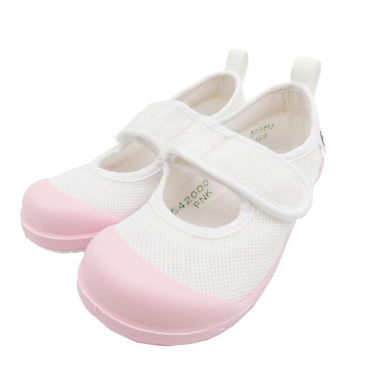 (2021/08現貨)日本Moonstar新款室內鞋-絆帶設計(兩色可選)幼兒園指定款-現貨3天內寄出