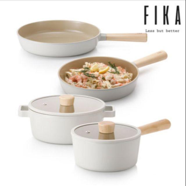 韓國neoflam🇰🇷Fika四件組鍋具