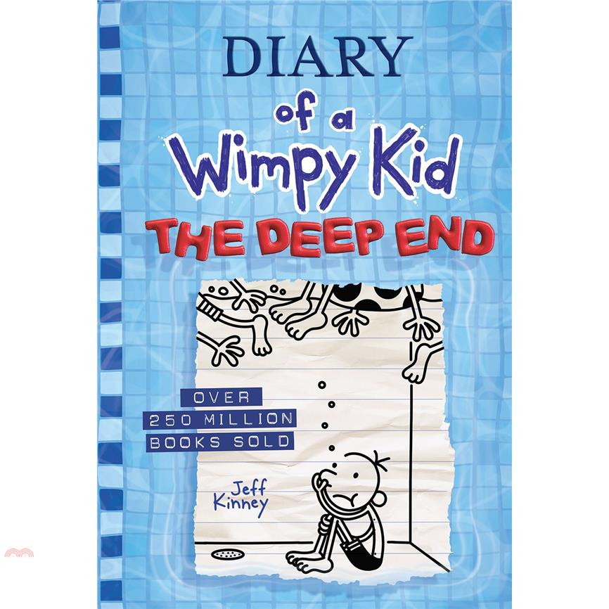Diary of a Wimpy Kid #15: The Deep End【三民網路書店】[79折]