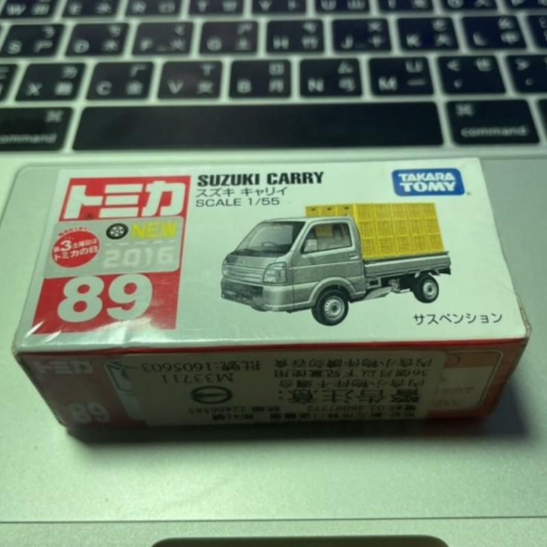 tomica No.89 Suzuki carry