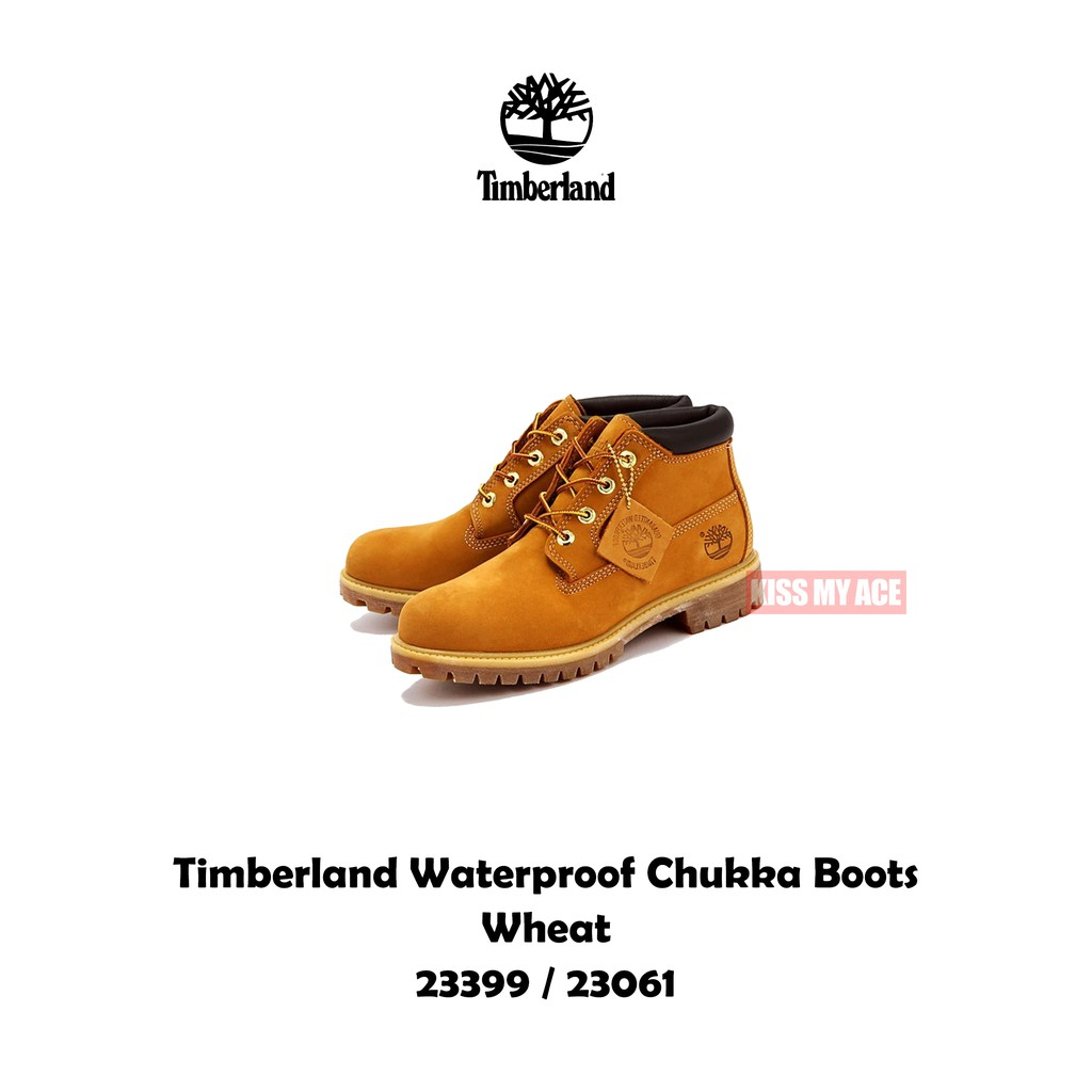 Timberland Waterproof Nellie/Chukka Boots 中筒 防水 黃靴 情侶