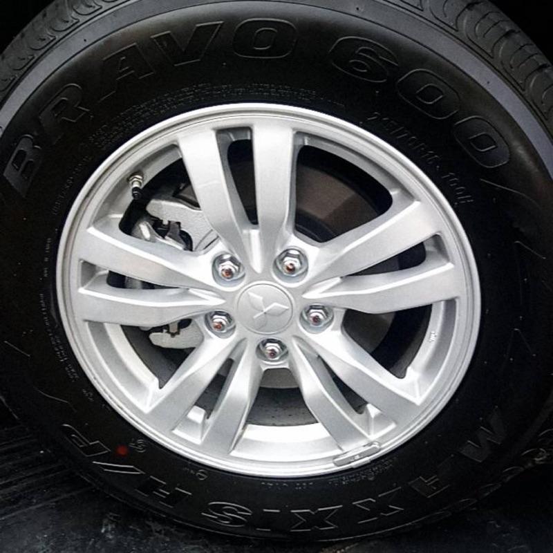 高雄人人輪胎 三菱 Outlander 新車拆 16吋原廠鋁圈 6.5J et38 5孔114.3 一組四顆 不含輪胎