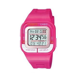 【KAPZZ】CASIO 卡西歐 10年電力‧慢跑運動方型計時電子錶 SDB-100-4A 桃園市
