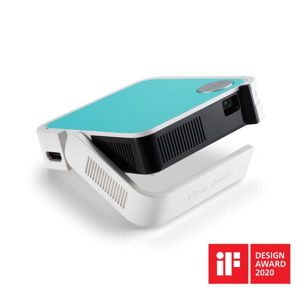ViewSonic 優派 M1 mini Plus 無線智慧 LED口袋投影機