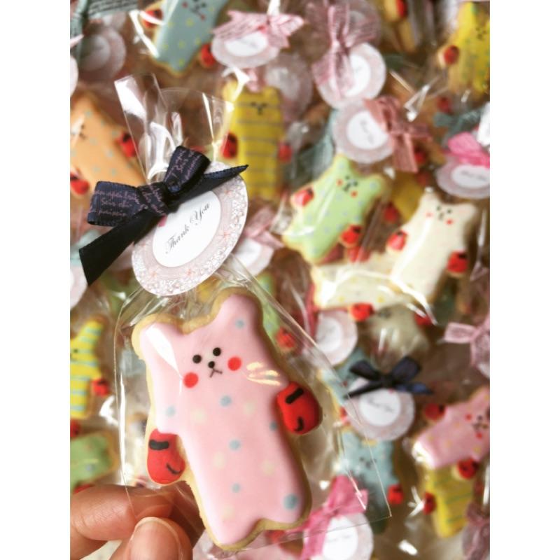 拳擊手套 宇宙人 craftholic 彩虹熊兔 糖霜餅乾 婚禮小物  二次進場 candybar 生日禮物 收涎餅乾
