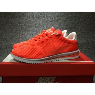 NIKE CORTEZ ULTRA BR 阿甘網面透氣軟跑步鞋 男鞋 833128-800