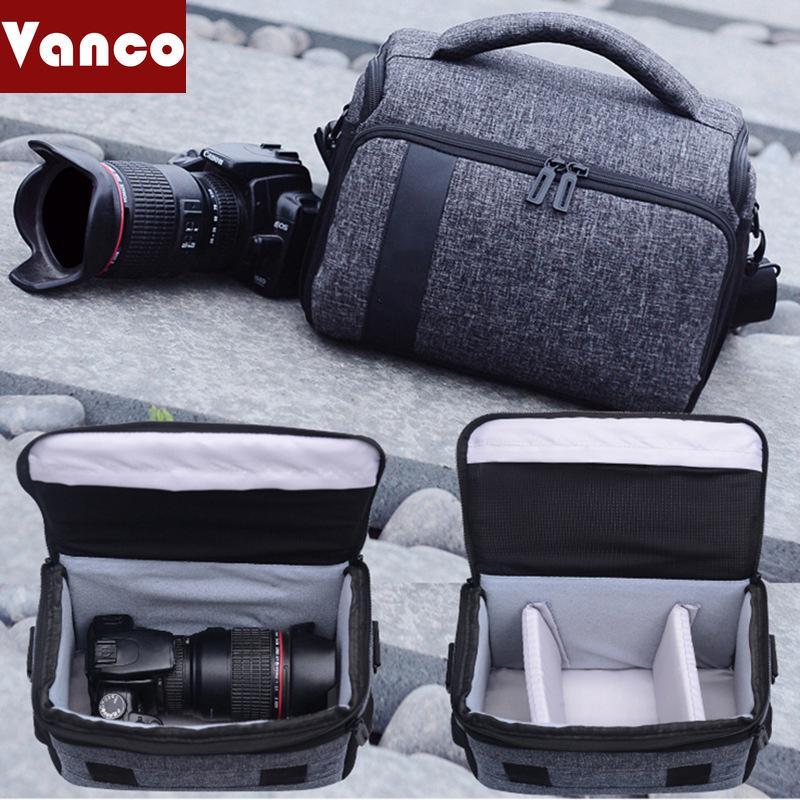 現貨⚡Nikon Canon 專業相機包 單眼相機包 攝影包 側背包 類單眼 微單眼 數位相機 防水 全幅機 全片幅