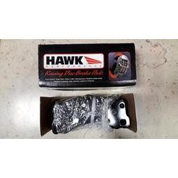 HAWK Performance PORSCHE MACAN 3.6 前六剎車來令片 HP PLUS