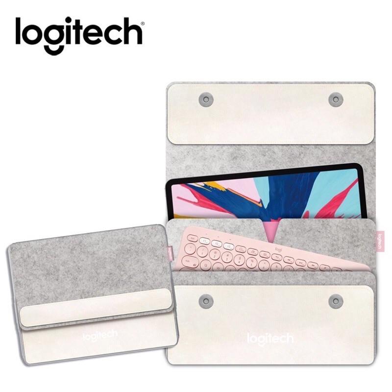 羅技Logitech羊毛氈平板套
