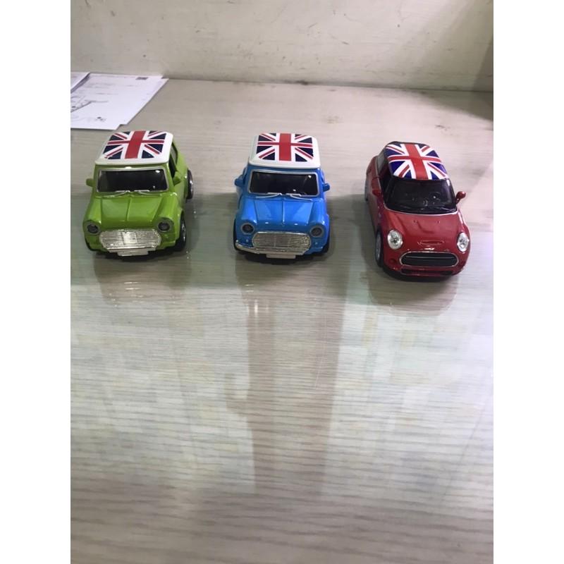 玩具車 Mini Cooper 迴力車