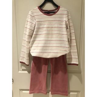 Petit Bateau 6a/ 114cm女童睡衣一套 台北市