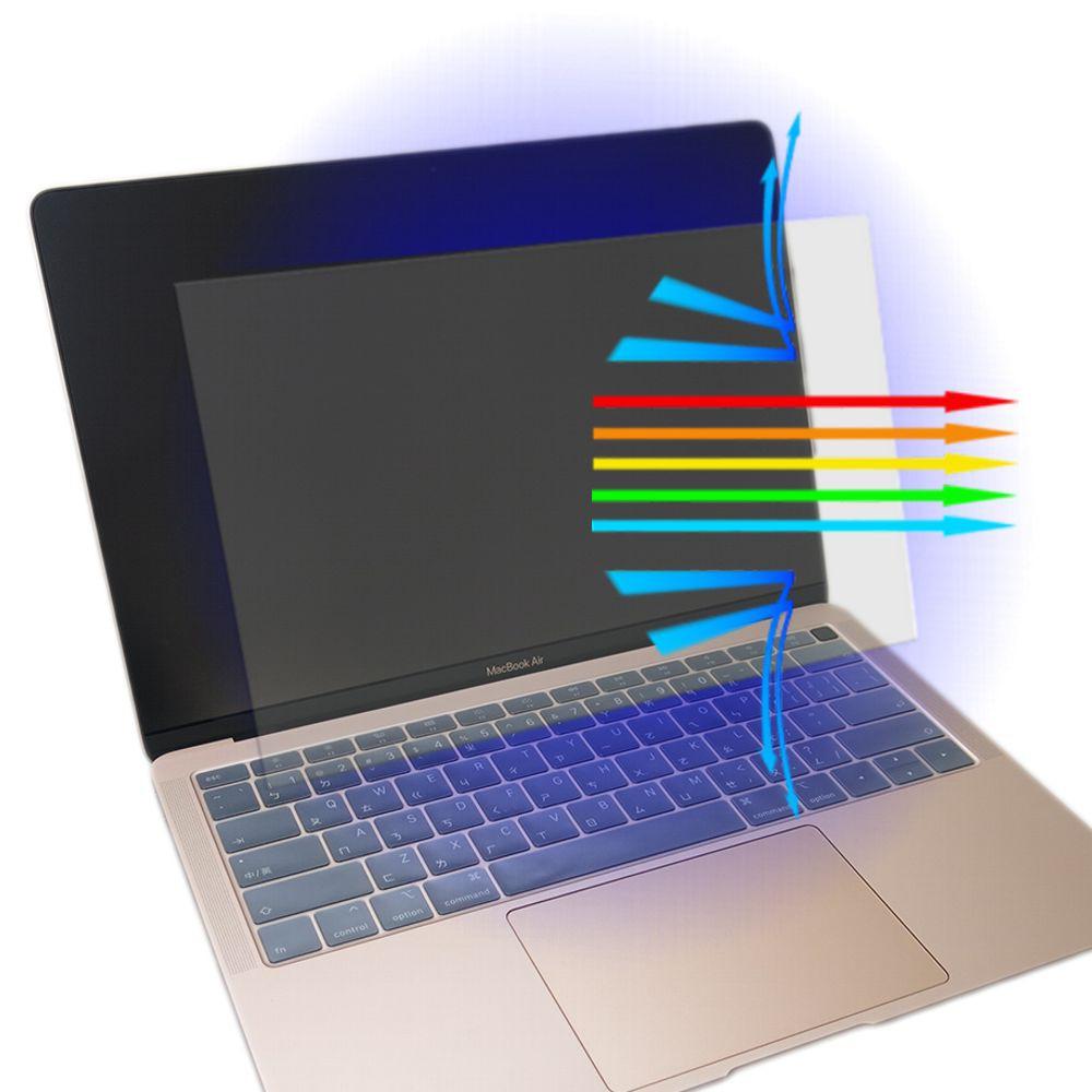 【Ezstick】APPLE MacBook AIR 13 A1932 防藍光螢幕貼 抗藍光 (可選鏡面或霧面)