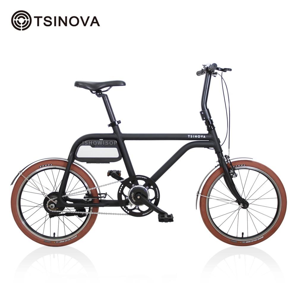 ISHOW網 TSINOVA TS01 ONE 20吋 智慧型電動輔助自行車 小徑車 電輔車 電單車 電動自行車 電動車