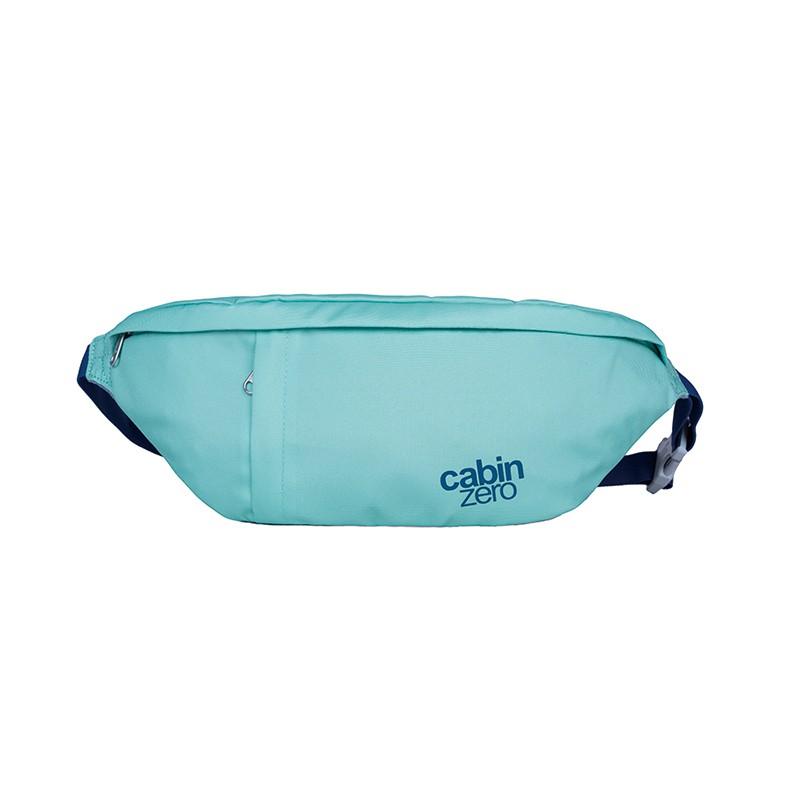 CabinZero 風格單肩包2L - 薄荷綠