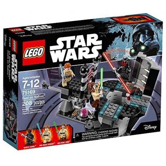 [Yasuee台灣] LEGO 樂高 75169 星戰系列 納布決鬥 下單前請先詢問
