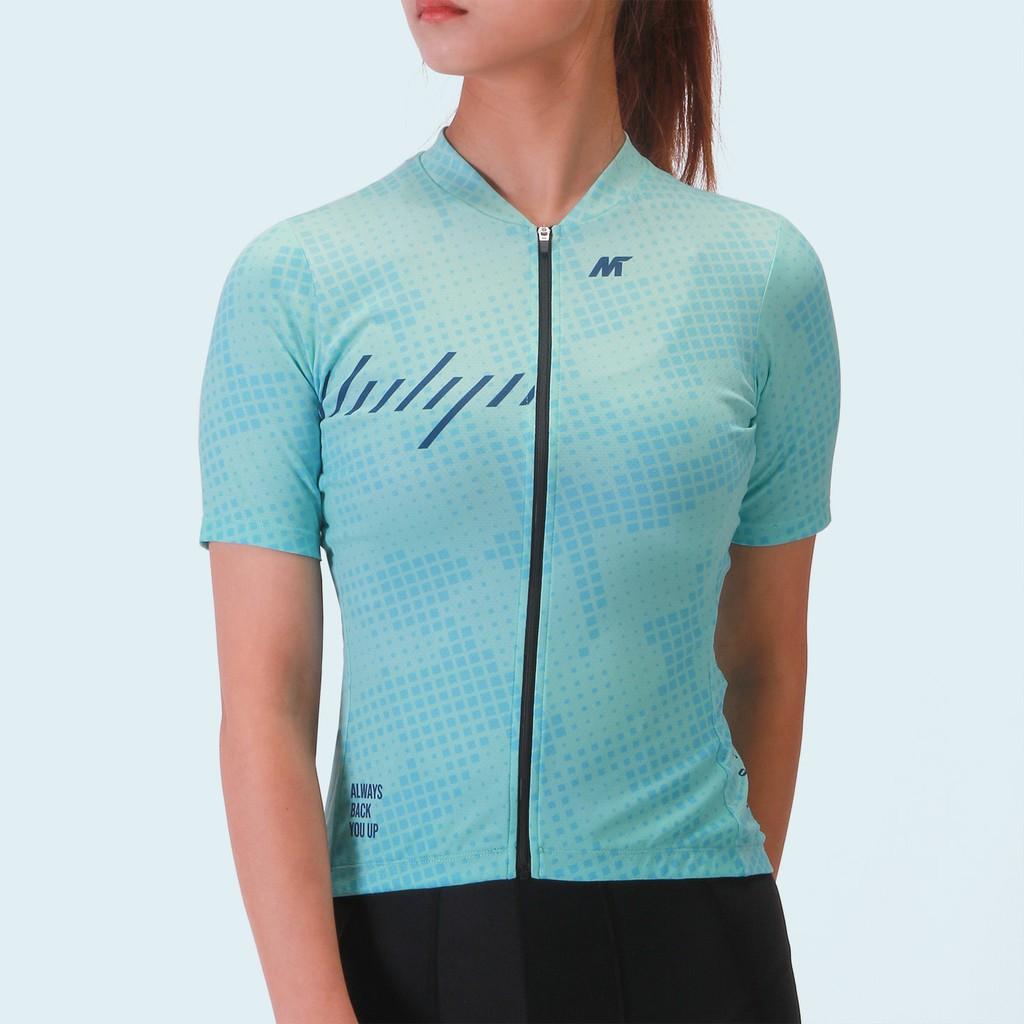 【VM.Plus】MSL艾比短車衣-藍(女) 短車衣 女款 自行車車衣 騎行服