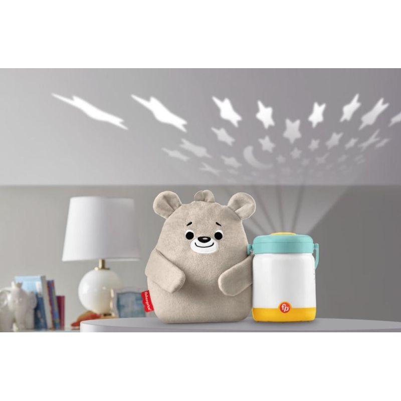 【衛立兒生活館】Fisher-Price 費雪 安撫奶瓶小熊