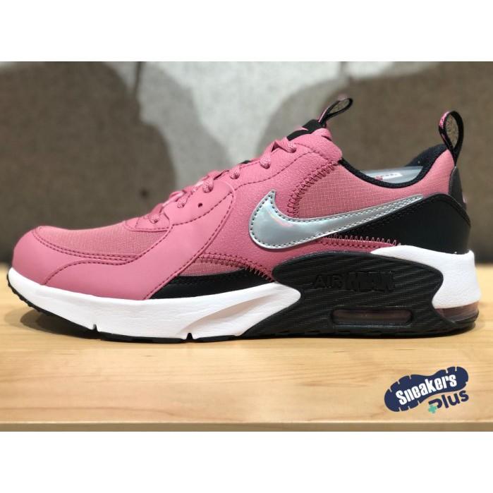 ➕S.P➕女鞋 大童 NIKE AIR MAX EXCEE GS 運動休閒鞋 氣墊 黑桃紅 CZ4990-600