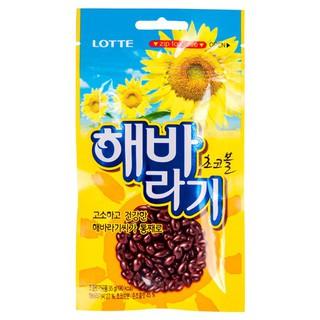《番薯先生》超熱銷!韓國 樂天 LOTTE 葵花子巧克力 30g 葵花籽巧克力豆 臺南市