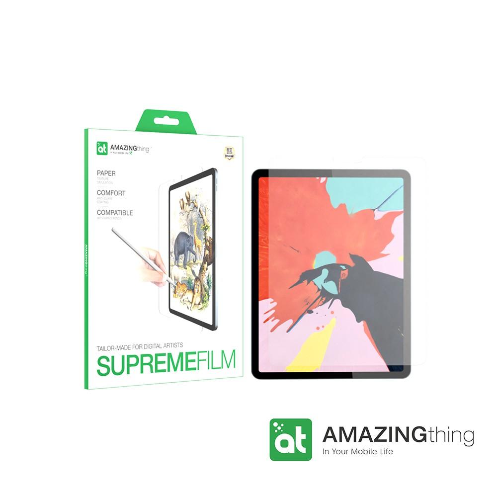 """AMAZINGthing Apple iPad Pro 2018/19/20 (12.9"""") 專用繪圖保護膜 廠商直送"""