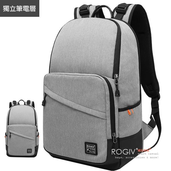 輕便百搭雙肩後背包 電腦後背包 筆電後背包 後背包 R584【城泓包包】