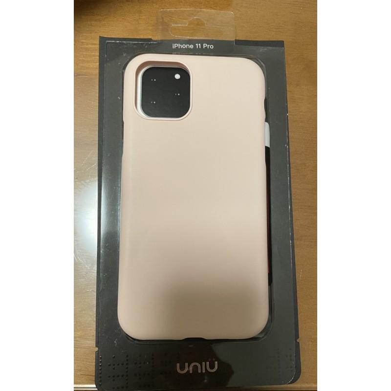 二手 UNIU  si防摔矽膠殼 IPhone 11Pro