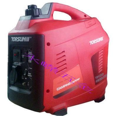 (含稅價)緯軒 TOPONE TOPSUN TG2000I 變頻式 發電機 @2000W@
