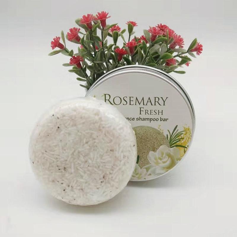 網紅爆款德國旱金蓮rosemary迷迭香洗bazinfandel發皂 防脫髮去屑滋潤0矽油洗頭皂
