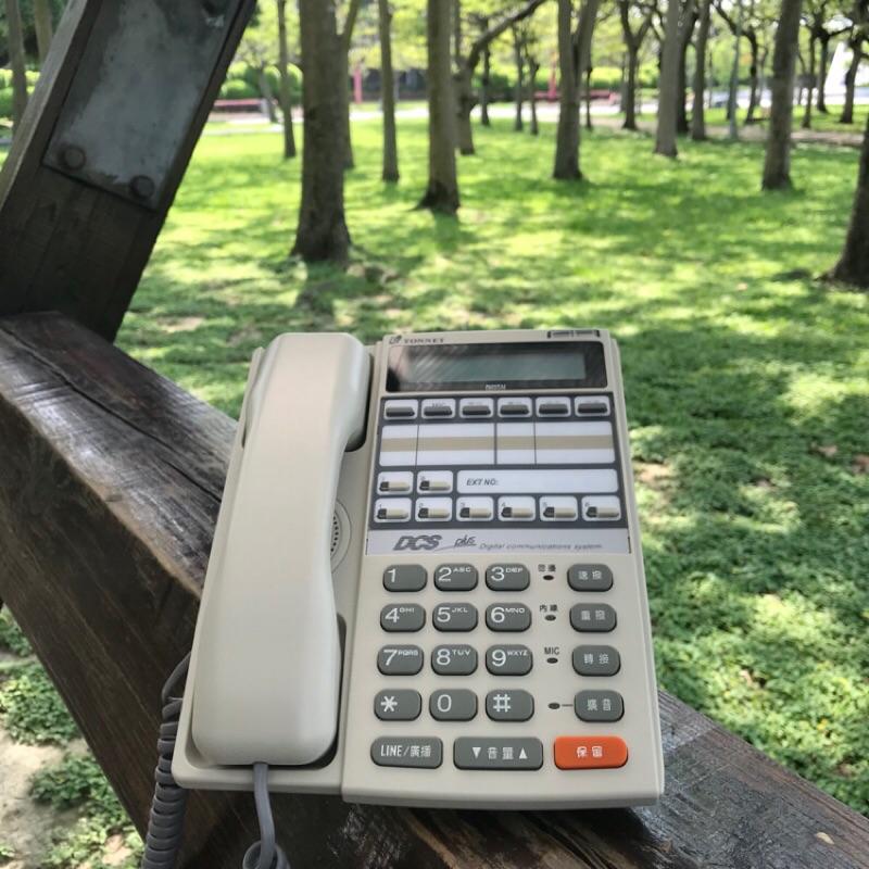Since1995—通航TONNET TD-8315D顯示總機電話--