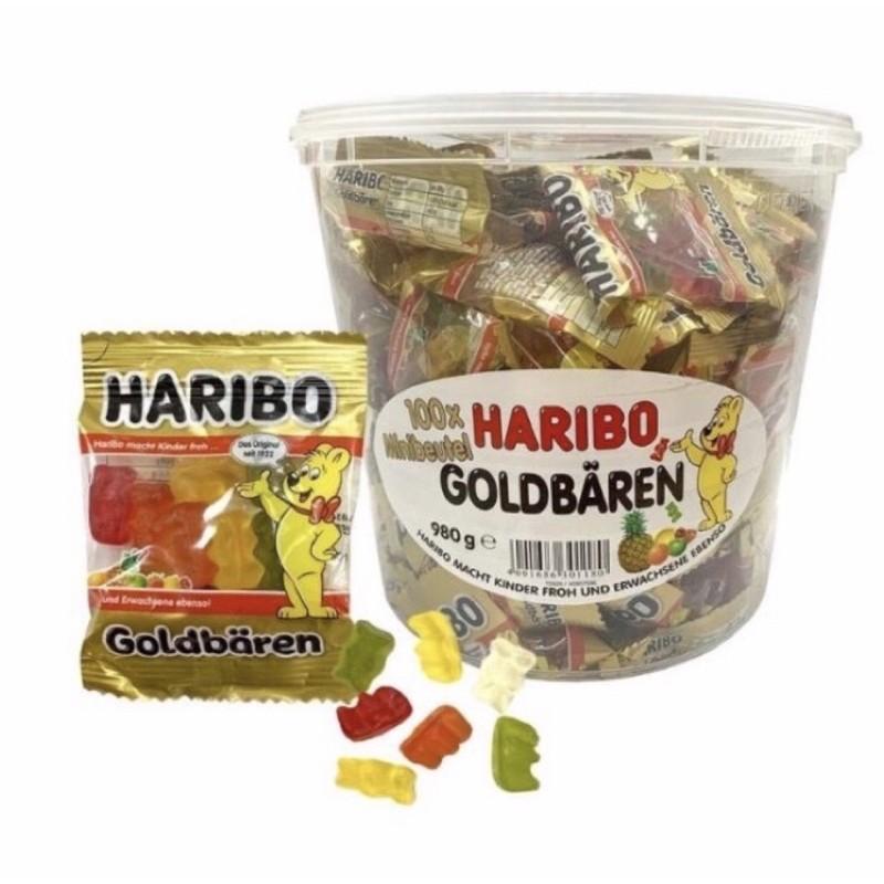 好市多haribo哈瑞寶小熊軟糖(萬聖節糖果)可單買