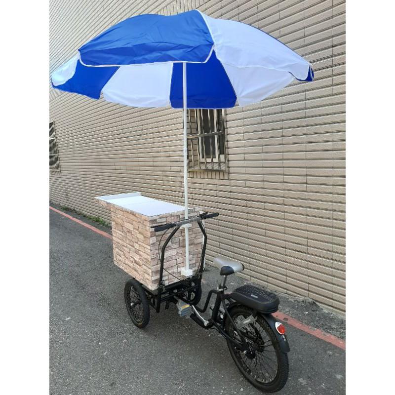 腳踏車餐車 腳踏餐車 雞蛋糕餐車 咖啡餐車 三輪餐車 街頭餐車 文青餐車 非電動餐車