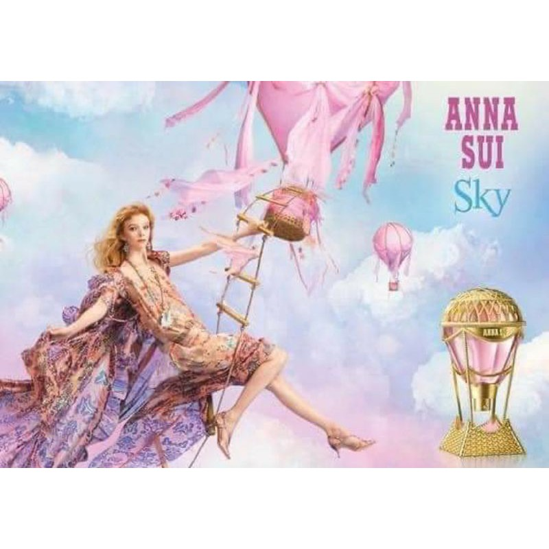 Anna Sui SKY EDT安娜蘇綺幻飛行熱氣球淡香水5ML