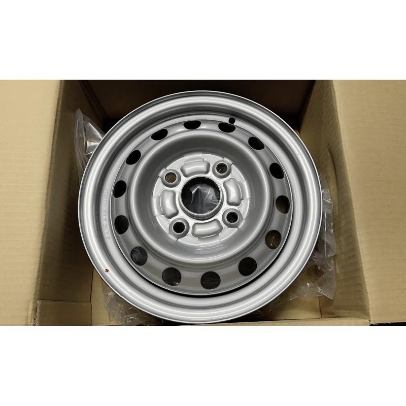 三菱 VERYCA 原廠 菱利 鐵鋼圈 鋁圈 輪框 13吋4孔114.3