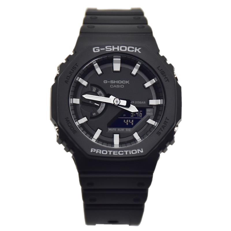 卡西歐 CASIOGSHOCK八角形時尚手錶男GA-2100-4A/1A/1A1 2100THS-1A/TH