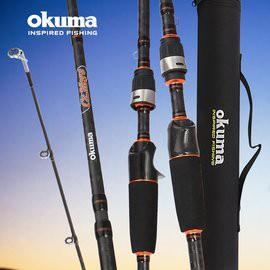 OKUMA 釣具🎣台灣公司貨 寶熊  寶熊 瘋馬克2代  釣   翹班竿 磯釣 海釣 路亞 岸拋 鐵板 海釣