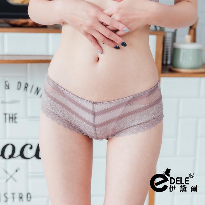 【伊黛爾】邂逅妮蒂亞蕾絲配褲加購L/XL-【7832】