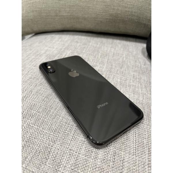 iPhone X 256G 黑色 二手八成新