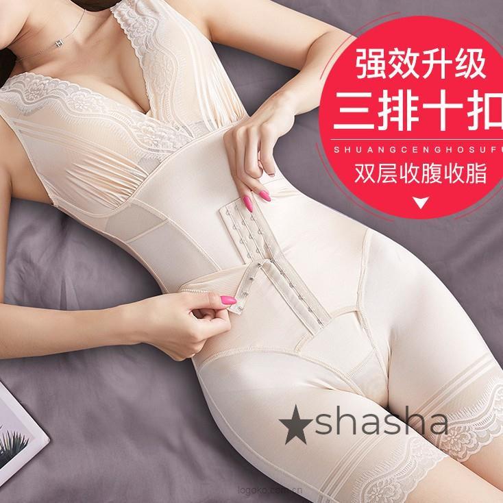 【shasha】❀美人計❀升級 朔身衣 收腹衣 加強版 3.0連體塑身衣 無痕 產後收腹提臀 美體 塑身內衣 塑身衣